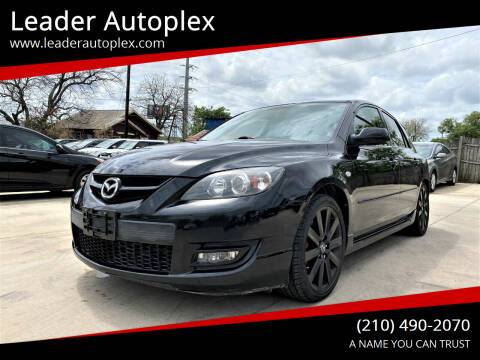 2009 Mazda MAZDASPEED3 for sale at Leader Autoplex in San Antonio TX