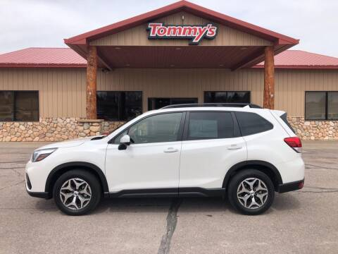2021 Subaru Forester for sale at Tommy's Car Lot in Chadron NE