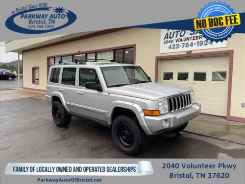 2006 Jeep Commander for sale at PARKWAY AUTO SALES OF BRISTOL in Bristol TN