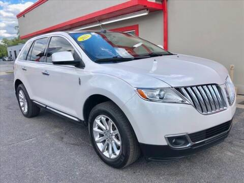 2011 Lincoln MKX for sale at Richardson Sales & Service in Highland IN