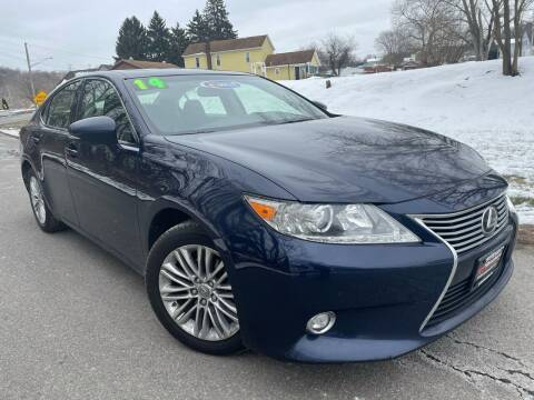 2014 Lexus ES 350 for sale at Trocci's Auto Sales in West Pittsburg PA