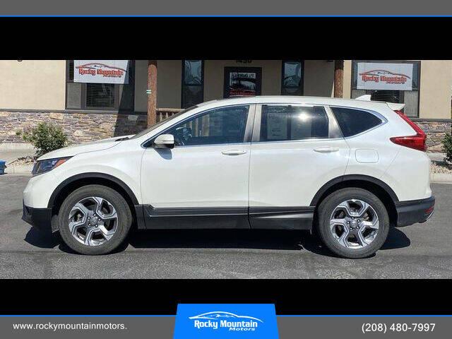 2017 Honda CR-V for sale at Rocky Mountain Motors in Idaho Falls ID