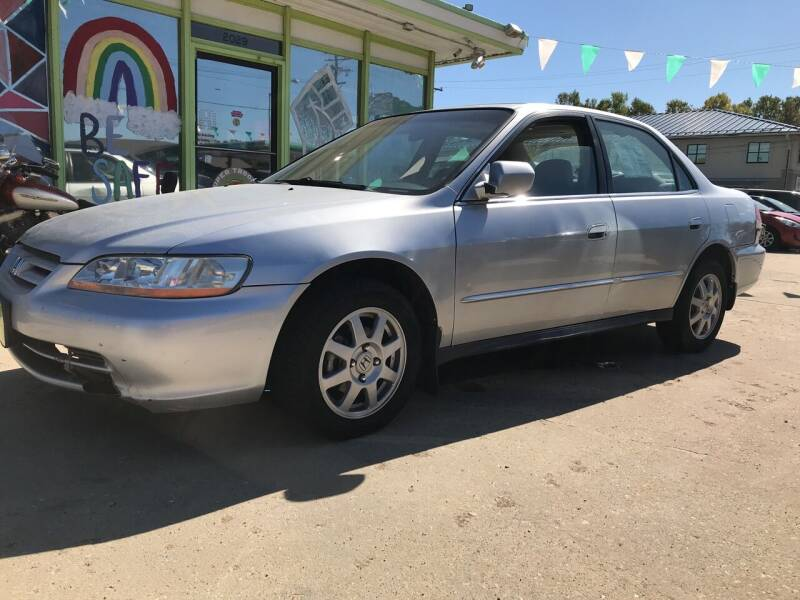 2002 Honda Accord for sale at Super Trooper Motors in Madison WI