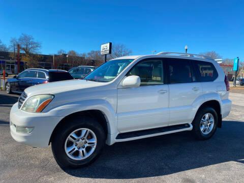 2006 Lexus GX 470 for sale at BWK of Columbia in Columbia SC