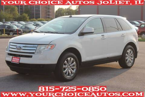 2010 Ford Edge for sale at Your Choice Autos - Joliet in Joliet IL