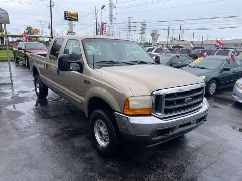 2001 Ford F-250 Super Duty for sale at Texas 1 Auto Finance in Kemah TX