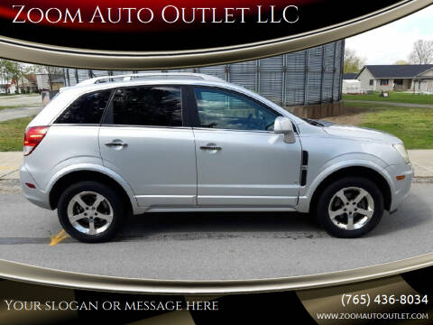 2009 Saturn Vue for sale at Zoom Auto Outlet LLC in Thorntown IN