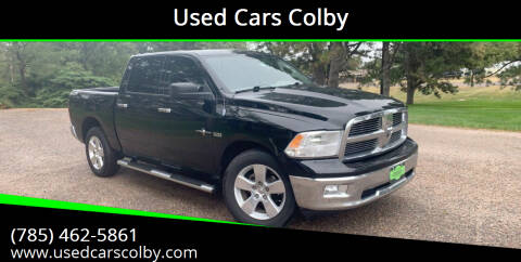 2012 RAM Ram Pickup 1500 for sale at Used Cars Colby in Colby KS