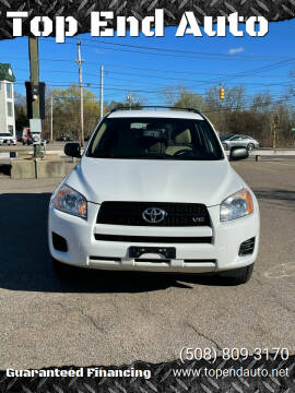 2011 Toyota RAV4 for sale at Top End Auto in North Atteboro MA