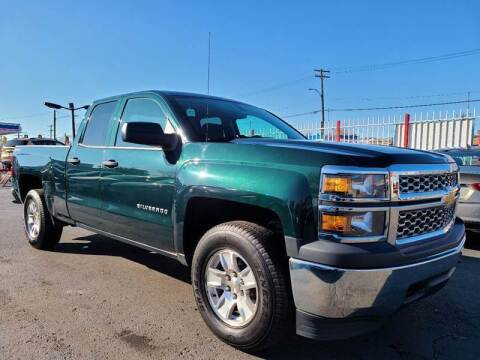 2014 Chevrolet Silverado 1500 for sale at NUMBER 1 CAR COMPANY in Detroit MI