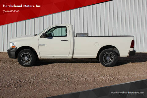 2009 Dodge Ram Pickup 1500 for sale at Harchelroad Motors, Inc. in Imperial NE