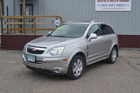 2008 Saturn Vue for sale at Dave's Auto Sales in Winthrop MN
