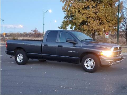 2003 Dodge Ram Pickup 2500 for sale at Elite 1 Auto Sales in Kennewick WA
