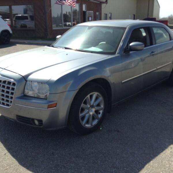 2007 Chrysler 300 for sale at Melton Chevrolet in Belleville KS