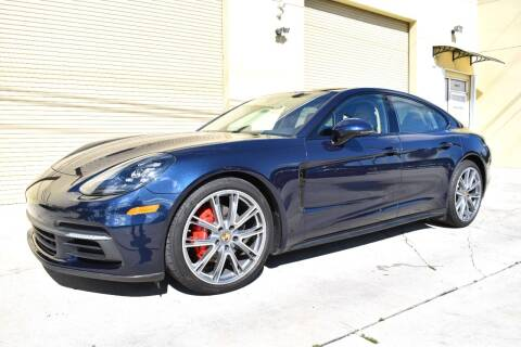 2018 Porsche Panamera for sale at Thoroughbred Motors in Wellington FL