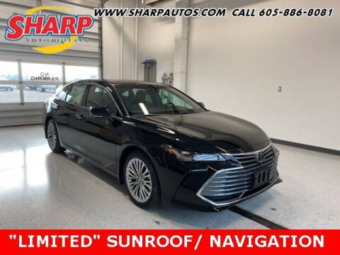 2021 Toyota Avalon for sale at Sharp Automotive in Watertown SD