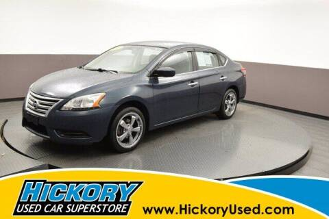 2013 Nissan Sentra for sale at Hickory Used Car Superstore in Hickory NC