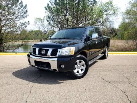 2005 Nissan Titan for sale at Excalibur Auto Sales in Palatine IL