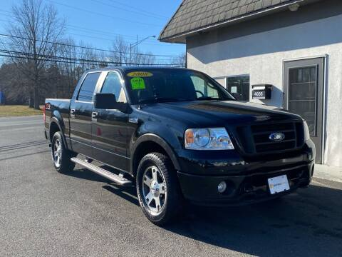2008 Ford F-150 for sale at Vantage Auto Group in Tinton Falls NJ