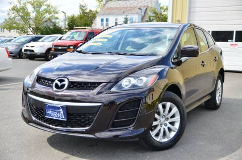 2011 Mazda CX-7 for sale at Lighthouse Motors Inc. in Pleasantville NJ