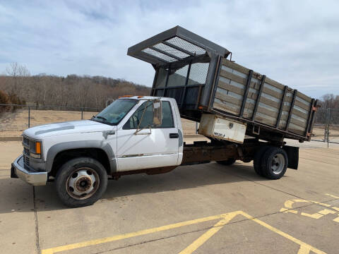 2000 Chevrolet C/K 3500 Series for sale at MotoMafia in Imperial MO