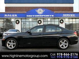 2014 BMW 3 Series for sale at Highline Group Motorsports in Lowell MA