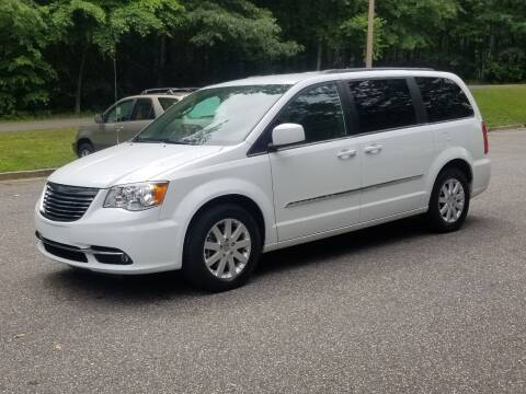 2015 Chrysler Town and Country for sale at United Auto Gallery in Suwanee GA