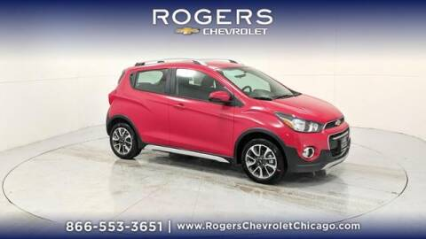 2021 Chevrolet Spark for sale at ROGERS  AUTO  GROUP in Chicago IL