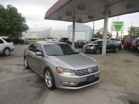 2013 Volkswagen Passat for sale at Perfection Auto Detailing & Wheels in Bloomington IL