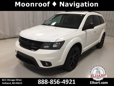 2018 Dodge Journey for sale at Elhart Automotive Campus in Holland MI