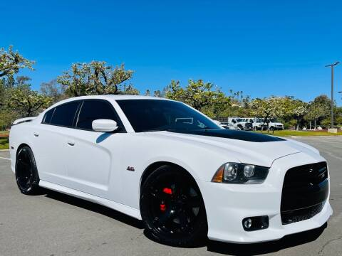 2013 Dodge Charger for sale at Automaxx Of San Diego in Spring Valley CA