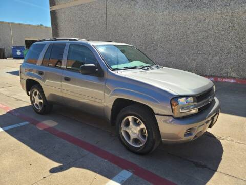2008 Chevrolet TrailBlazer for sale at DFW Autohaus in Dallas TX