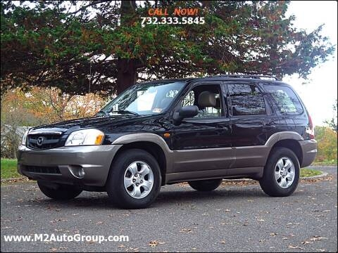 2003 Mazda Tribute for sale at M2 Auto Group Llc. EAST BRUNSWICK in East Brunswick NJ