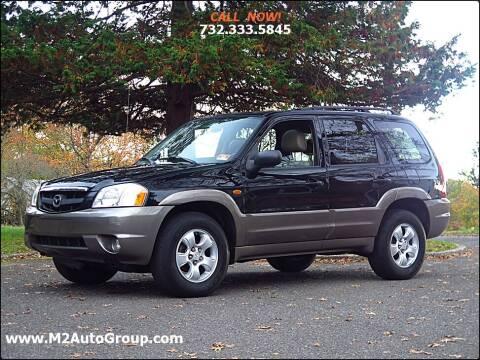 2003 Mazda Tribute for sale at M2 Auto Group Llc. EAST BRUNSWICK in East Brunswick NJ