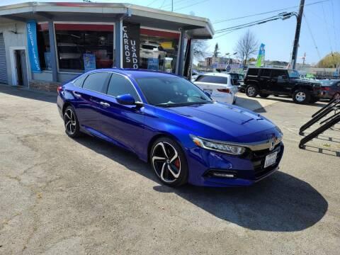 2019 Honda Accord for sale at Imports Auto Sales & Service in San Leandro CA