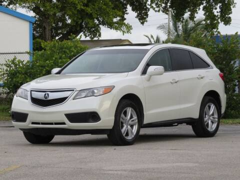 2013 Acura RDX for sale at DK Auto Sales in Hollywood FL