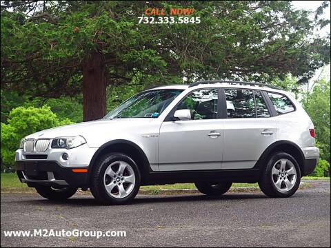 2008 BMW X3 for sale at M2 Auto Group Llc. EAST BRUNSWICK in East Brunswick NJ