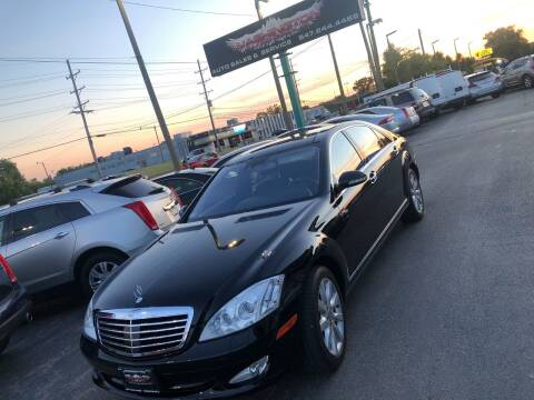 2008 Mercedes-Benz S-Class for sale at Washington Auto Group in Waukegan IL