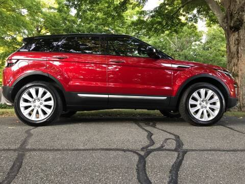 2016 Land Rover Range Rover Evoque for sale at Reynolds Auto Sales in Wakefield MA