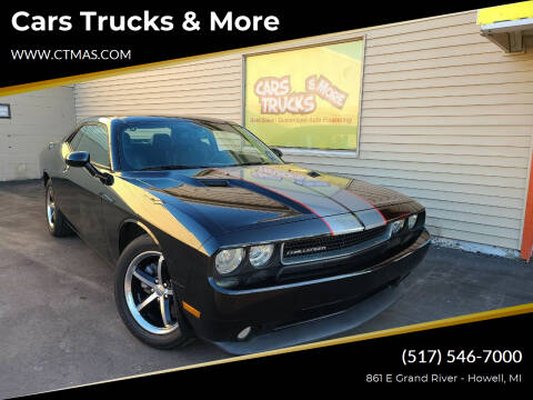 2011 Dodge Challenger for sale at Cars Trucks & More in Howell MI