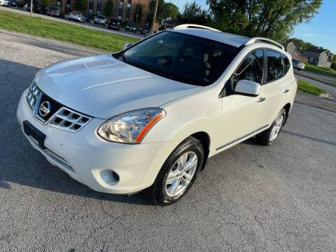 2013 Nissan Rogue for sale at Supreme Auto Gallery LLC in Kansas City MO