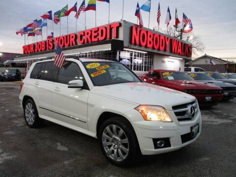 2012 Mercedes-Benz GLK for sale at Giant Auto Mart 2 in Houston TX