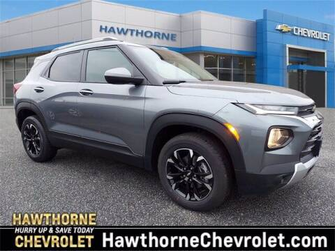2021 Chevrolet TrailBlazer for sale at Hawthorne Chevrolet in Hawthorne NJ