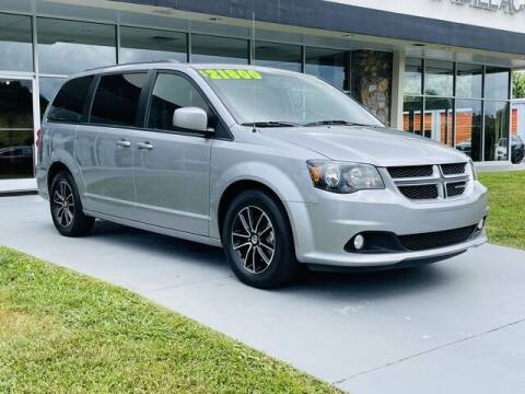 2018 Dodge Grand Caravan for sale at RUSTY WALLACE CADILLAC GMC KIA in Morristown TN