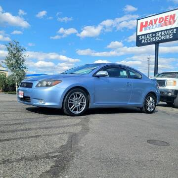 2009 Scion tC for sale at Hayden Cars in Coeur D Alene ID