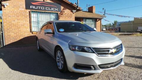 2017 Chevrolet Impala for sale at Auto Click in Tucson AZ