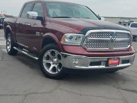 2017 RAM Ram Pickup 1500 for sale at Rocky Mountain Commercial Trucks in Casper WY