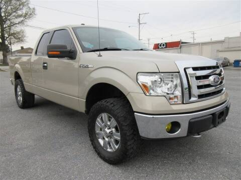 2009 Ford F-150 for sale at Cam Automotive LLC in Lancaster PA
