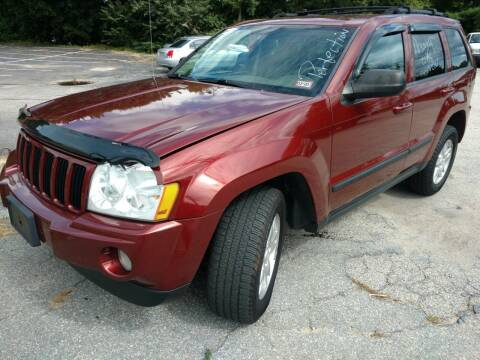 2007 Jeep Grand Cherokee for sale at Auto Brokers of Milford in Milford NH