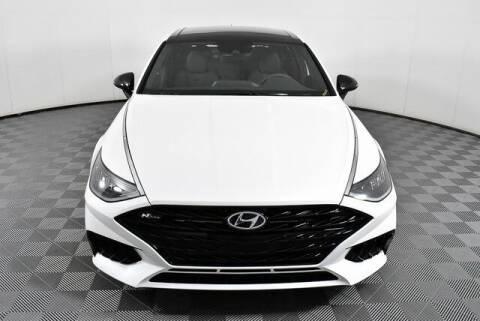 2021 Hyundai Sonata for sale at Southern Auto Solutions-Jim Ellis Hyundai in Marietta GA